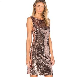 BB Dakota Garland Dress NWT